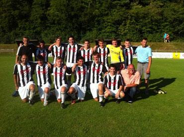 Unser Team beim Dreikorn-Cup 2014