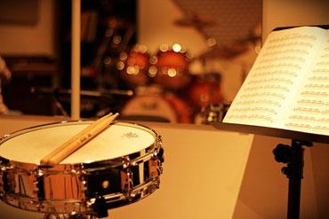 Schlagzeugunterricht Alexander Schug