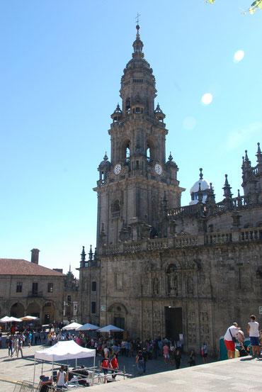 Die Basilika des Heiligen Jakobs