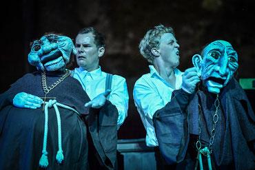 Sherlock Holmes & Der Tod des Bayernkönigs - Luisenburg Festspiele Wunsiedel  (Regie Anatol Preissler)