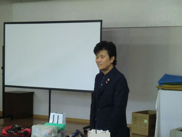 神奈川から川上正博中央講師を招いて、鹿児島早苗会の2018年5月の講習会が開催された(2018.5.7)
