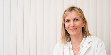 Dr. med. Iris Johnsen  Fachärztin für Innere Medizin -  Hausärztliche Versorgung in der Praxis Am Meldauer Berg in Verden