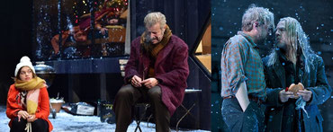 Foto: © Theater Basel / Sandra Then - Burgtheater Wien / Reinhard Werner