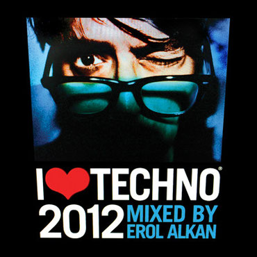I Love Techno 2012 | Mixed By Erol Alkan
