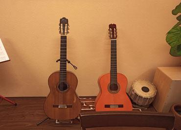 白山市金沢小松野々市とリモートの森充ギター教室