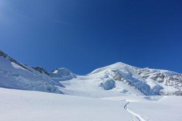 Skitour, Skihochtour, Piz Palü, Engadin, Bernina, Schweiz, Diavolezza, ÖV, ÖV-Skitour