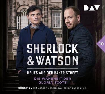CD-Cover Sherlock & Watson Fall 10