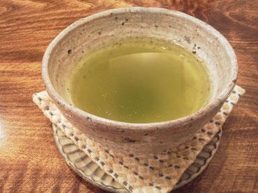 カフェぱんだぺこのメニュー「日本茶」の画像