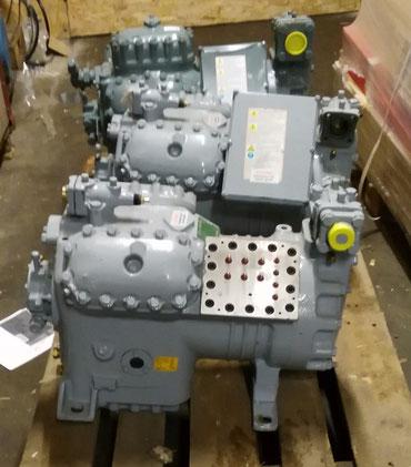 Bild: Ankauf Kühlkompresssoren neu und gebraucht Ankauf Verbundanlagen