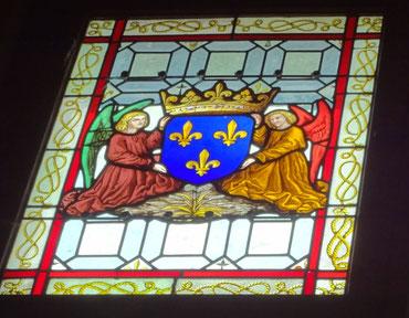 Chapelle du château. Blois. Source Laure Trannoy