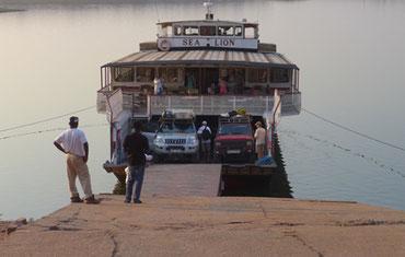 Ankunft in Mlibizi
