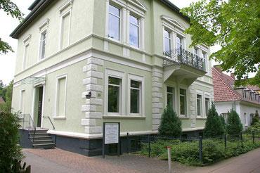 Rechtsanwaltskanzlei Unter den Linden 25, Herford