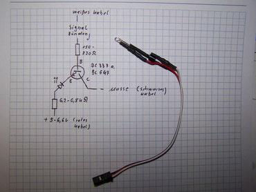 Eigenbau Optokoppler