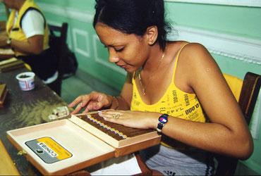 Havanna, Kuba, Cohiba-Fabrik, Helge Stroemer, Medienproduktion