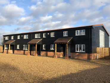 Barn Conversions, Barn New Build, Secluded Development, Private Development, Houses, Leighton Buzzard, Mentmore Barns, Hertfordshire, Rodea Interiors