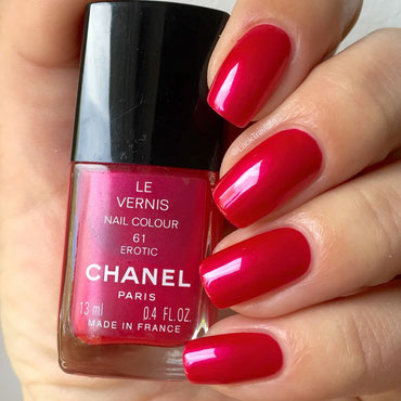 SWATCH CHANEL EROTIC 61