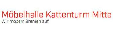 Möbelhalle Kattenturm-Mitte  Gorsemannstr. 2  28277 Bremen