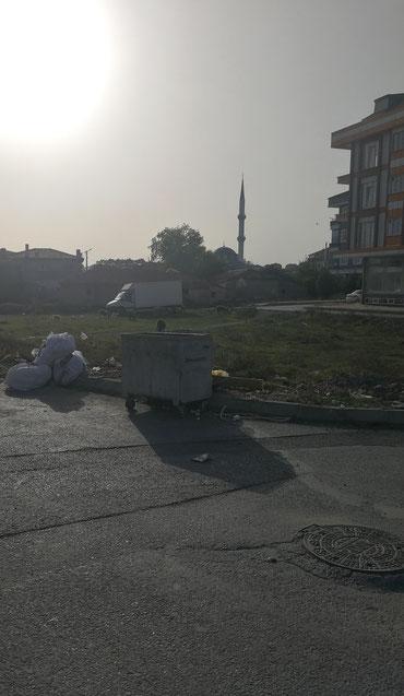 Istanbul Arnavutköy mit Moschee
