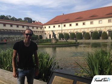 Waldstein Paleis Praag