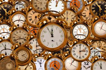 Die Zeit läuft - Termine für Hochzeiten rechtzeitig buchen