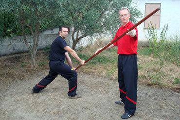 Wing Tsun Long Pole