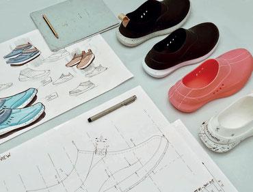 ©Rouchette, chaussure MIX 100% fait maison