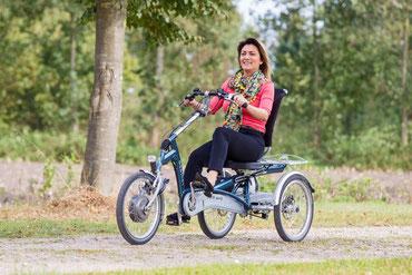 Easy Rider Van Raam Sessel-Dreirad Elektro-Dreirad Beratung, Probefahrt und kaufen in der Beratung unserer Experten im Dreirad-Zentrum in Ulm