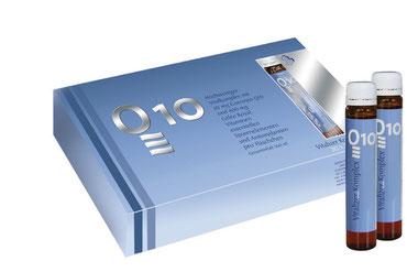 Q10 VITALIZER KOMPLEX Nahrungsergänzung mit COENZYM Q10 GELEE ROYAL SELEN VITAMINE MINERALIEN für Zellaufbau und ANTIAGING