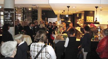 Maike Bielfeldt zu Gast beim Rotenburger Unternehmerinnen Netzwerk