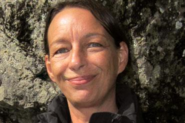 Seminarleiterin Susanne Kreim
