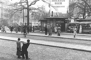 Straßenbahnhaltestelle Eppendorfer Markt