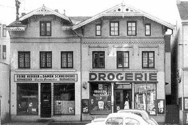 Schneider und Drogerie in der Eppendorfer Landstraße 99 und 101