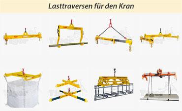 Lasttraversen - Krantraversen