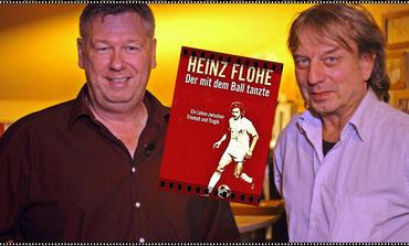 Anfang Oktober 2014 - Frank Steffan und seine Filmcrew zu Besuch bei Ralf Friedrichs