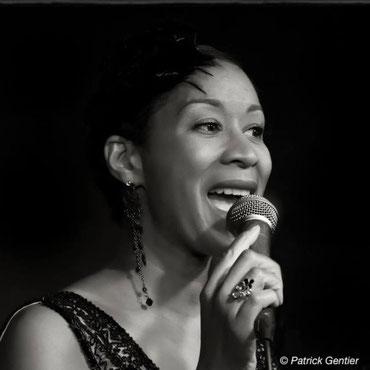 Faby Medina, chanteuse, volver events