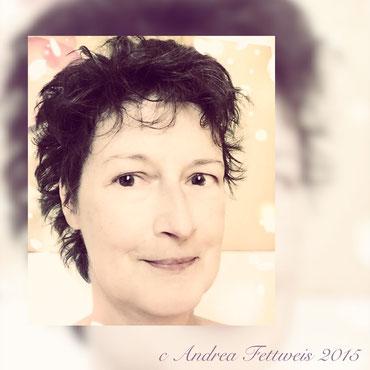 Andrea Fettweis, Porträtbild, 2015