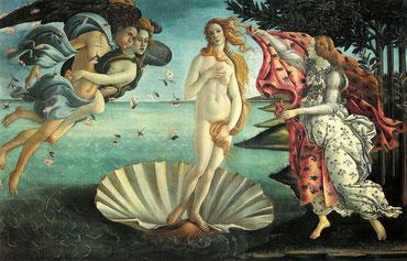 Gemälde Venus