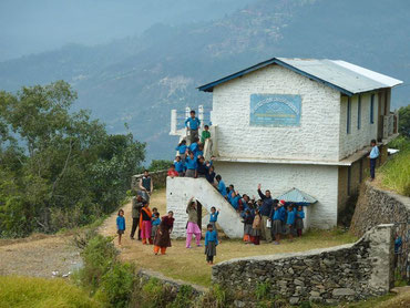 alte Dorfschule Betini