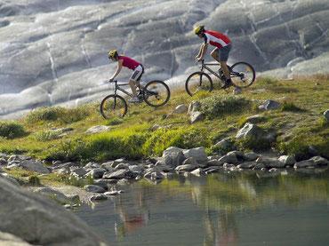 Mountainbike, Velo, Touren, Obergoms, Wallis