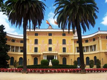 Palau reial Pedralbes
