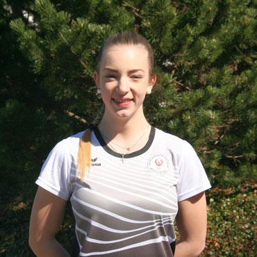 Sophie Bleibtreu mit neuer Bestzeit über 100 m.