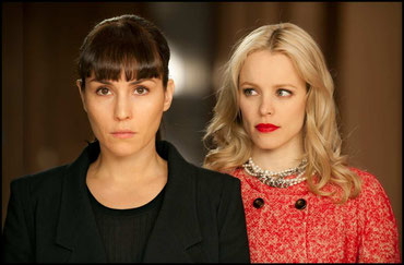 Noomi Rapace (la brune) et Rachel McAdams (la blonde) (©ARP Diffusion)