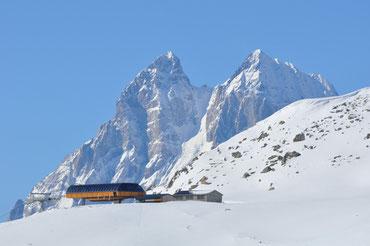 Mestia, Ushba, powderproject.ch, Tetnuldi Ski Area