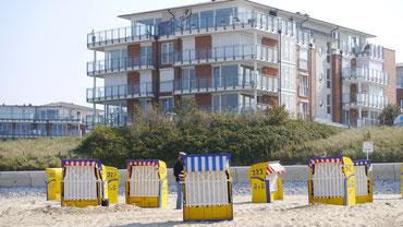 Traum Ferienwohnungen im Strandpalais Duhnen