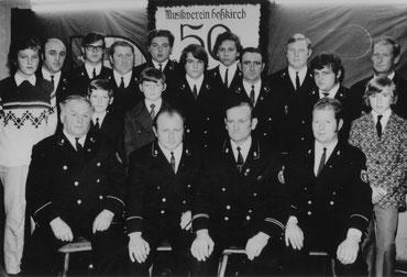 1971 - 50 Jahre Musikverein Hoßkirch