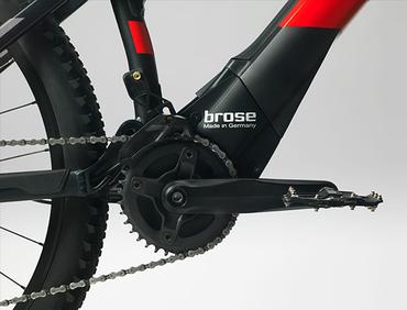 Der Brose Drive T Trekking e-Bike Antrieb