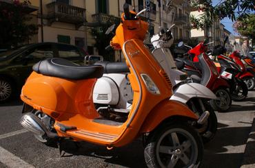 auto scooter huren valencia