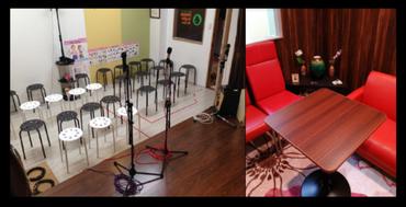 イベントに森充ギター教室スタジオ