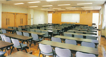 宗像高校同窓会館 会議室