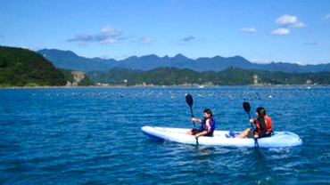 Taiji field kayak/sea kayak